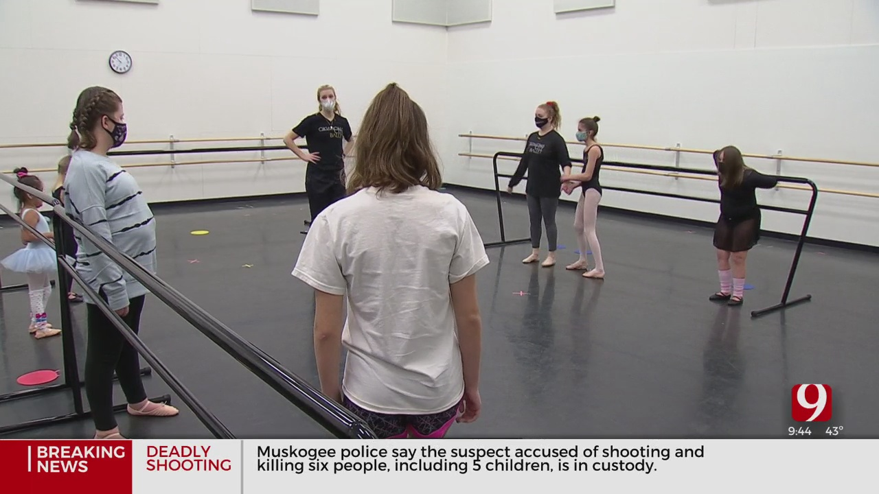 WATCH: OKC Ballet Creates Dance Programs To Keep People With Disabilities Active