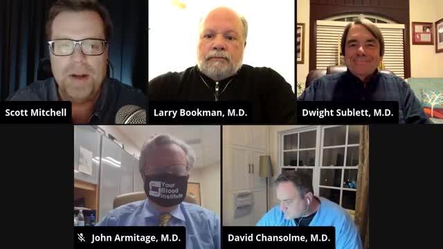 Mitchell Talks: Doctors Panel On COVID-19 Latest (Nov. 24, 2020)