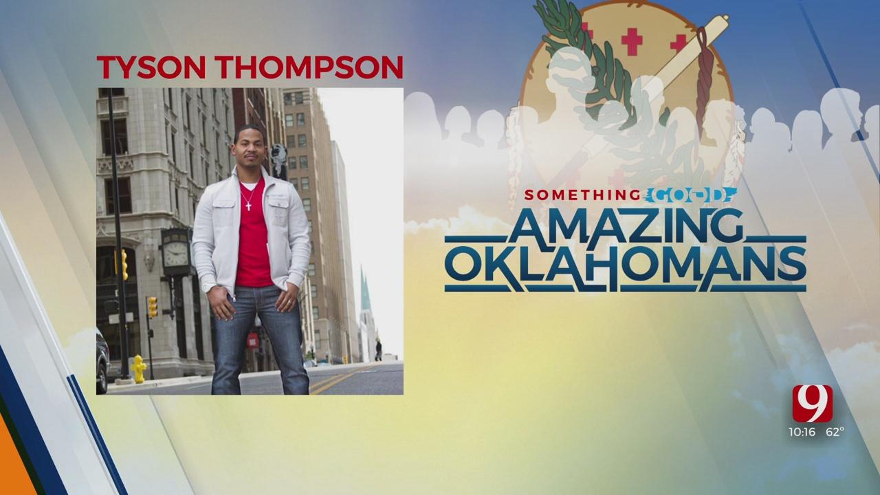 Amazing Oklahoman: Tyson Thompson