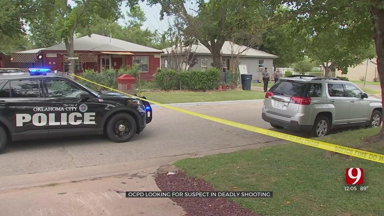 Police Identify Man Killed Thursday In SW OKC
