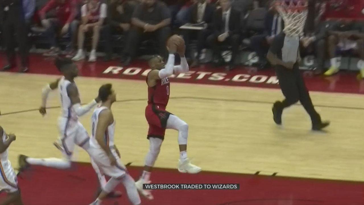 Rockets, Wizards Make Westbrook-John Wall Deal
