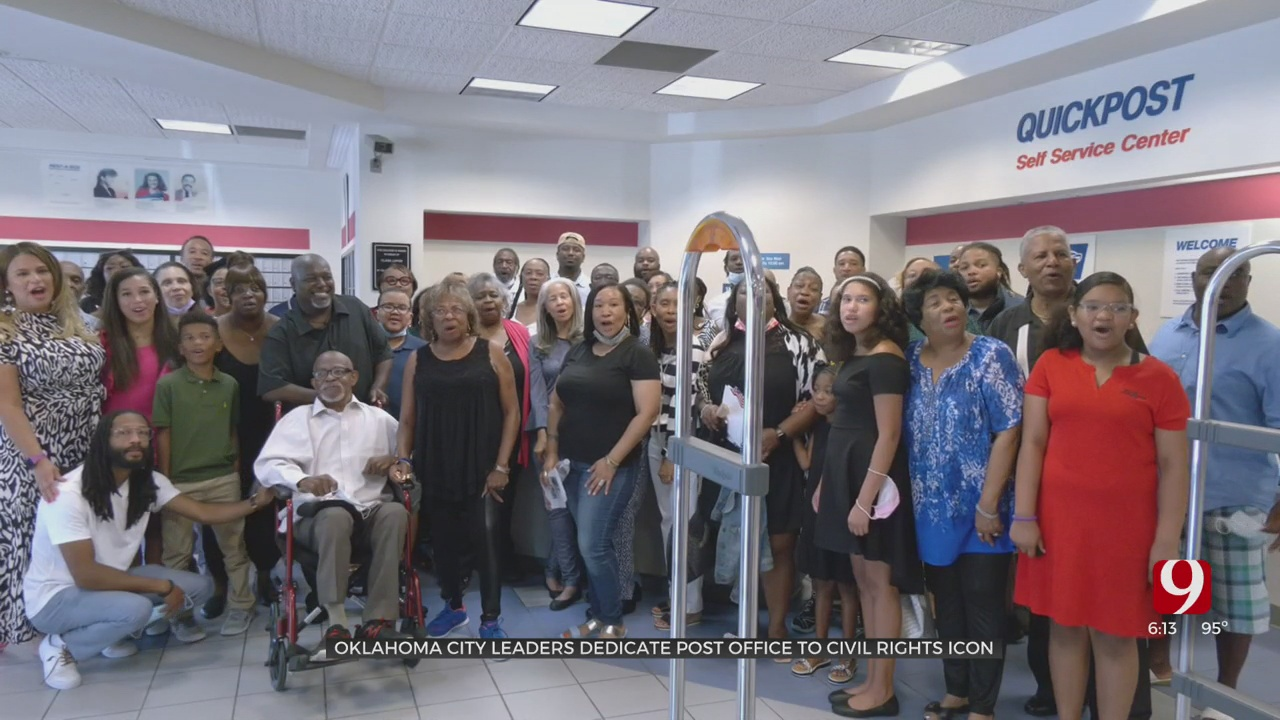 City Center Post Office To Be Renamed After Civil Rights Activist Clara Luper