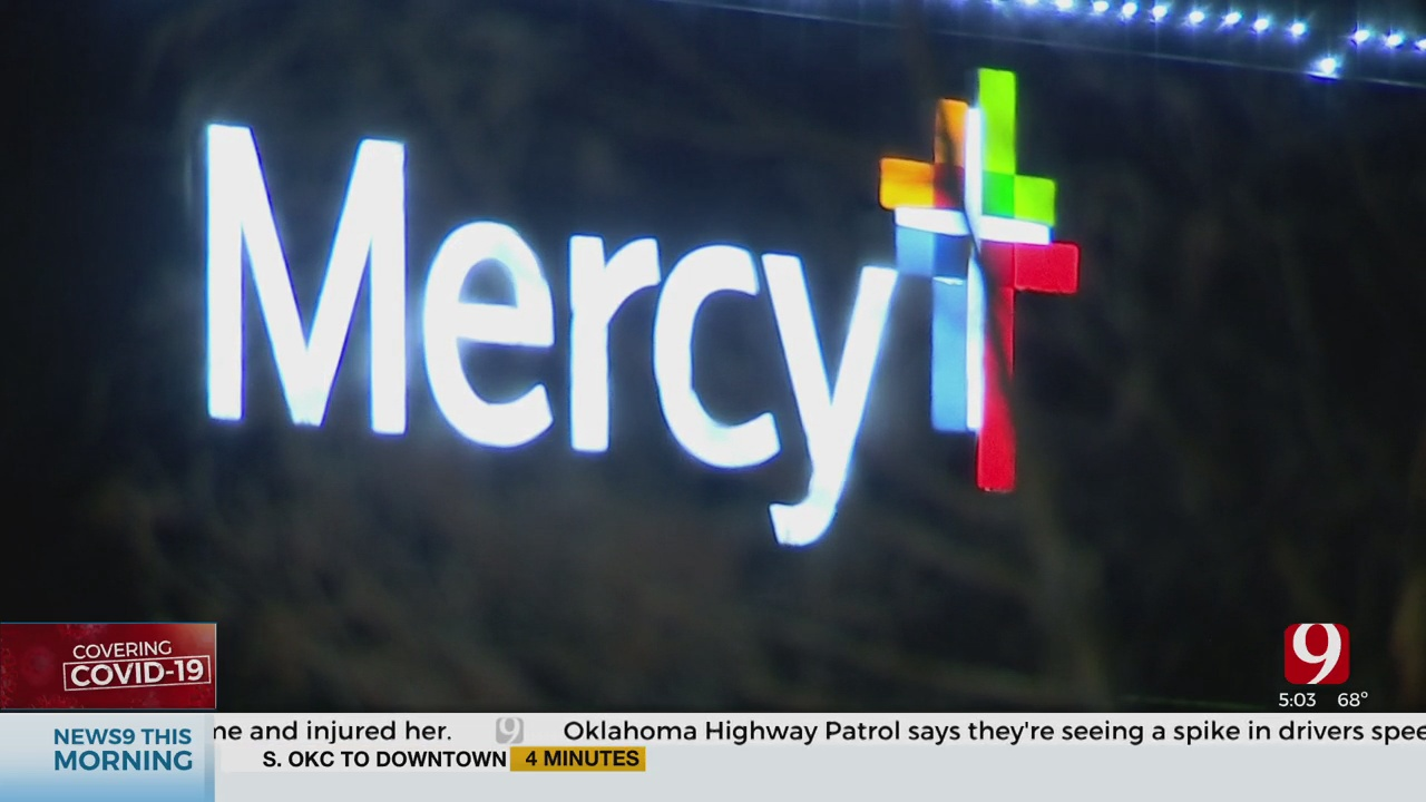 Mercy Tightens Visitor Restrictions At All Hospitals, Clinics In Oklahoma