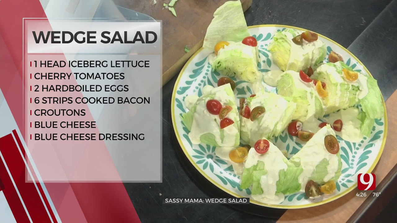 Sassy Mama: Wedge Salad