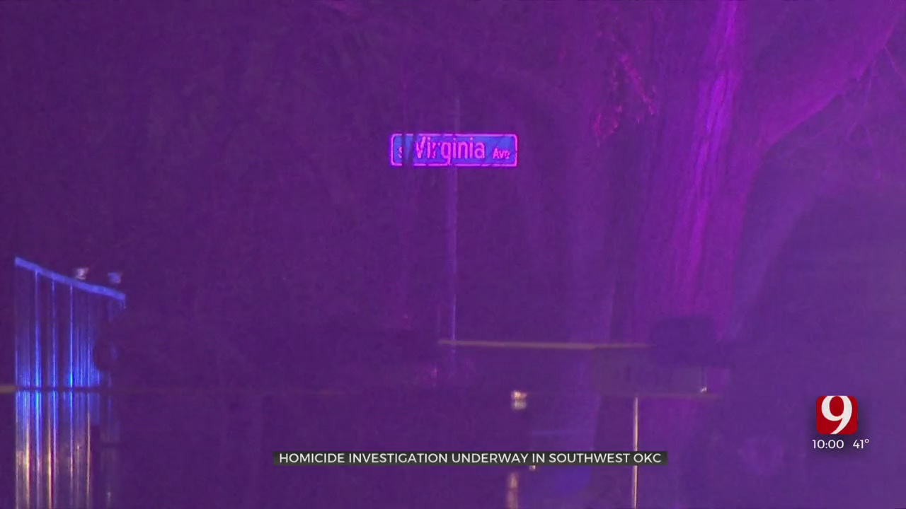 Man Gives Witness To Deadly Southwest OKC Shooting