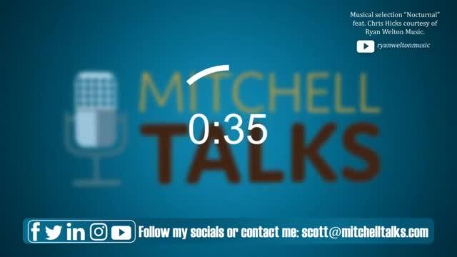 Healthy Minds, Week 3 with Scott Mitchell