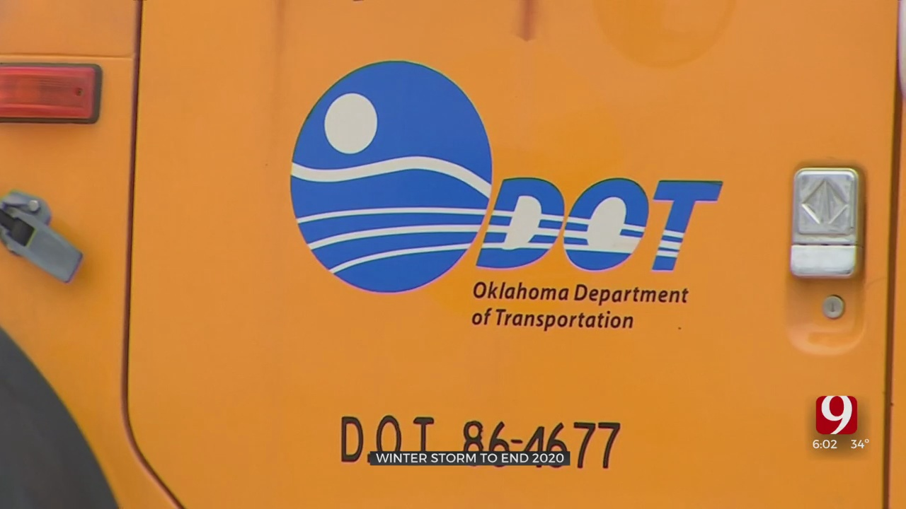 ODOT Discusses Plan Of Attack For Winter Weather