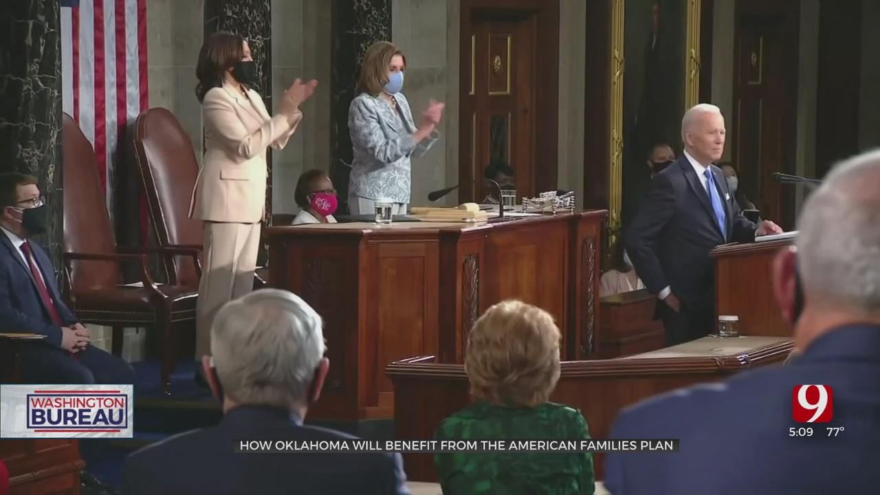 Sen. Lankford Weighs In On President Biden's American Families Plan Proposal