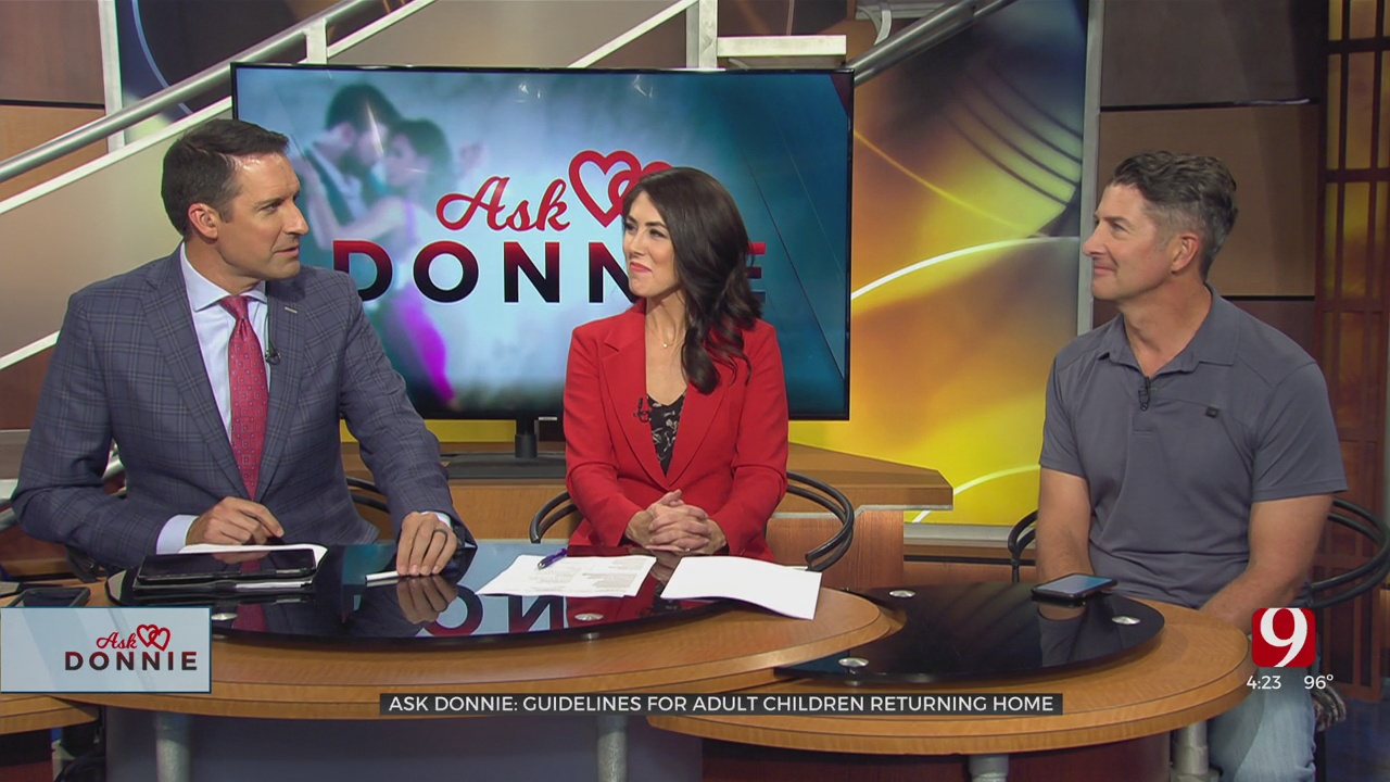 Ask Donnie: Guidelines For Adult Children Returning Home
