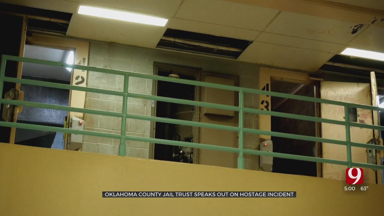 Oklahoma Co. Jail Administrators, Trustees Address Hostage Situation, Moving Forward