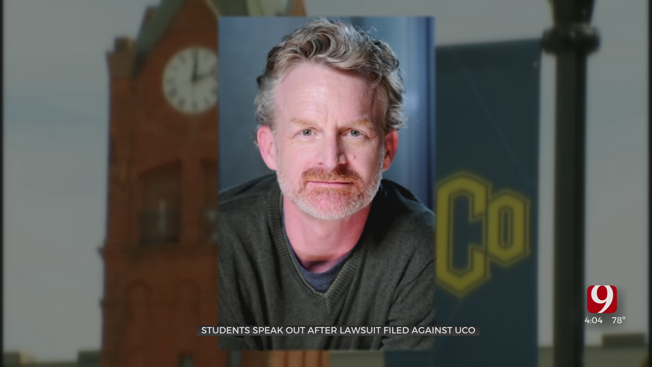 Students React To Lawsuit Against UCO, Sexual Allegations Against Theatre Professor