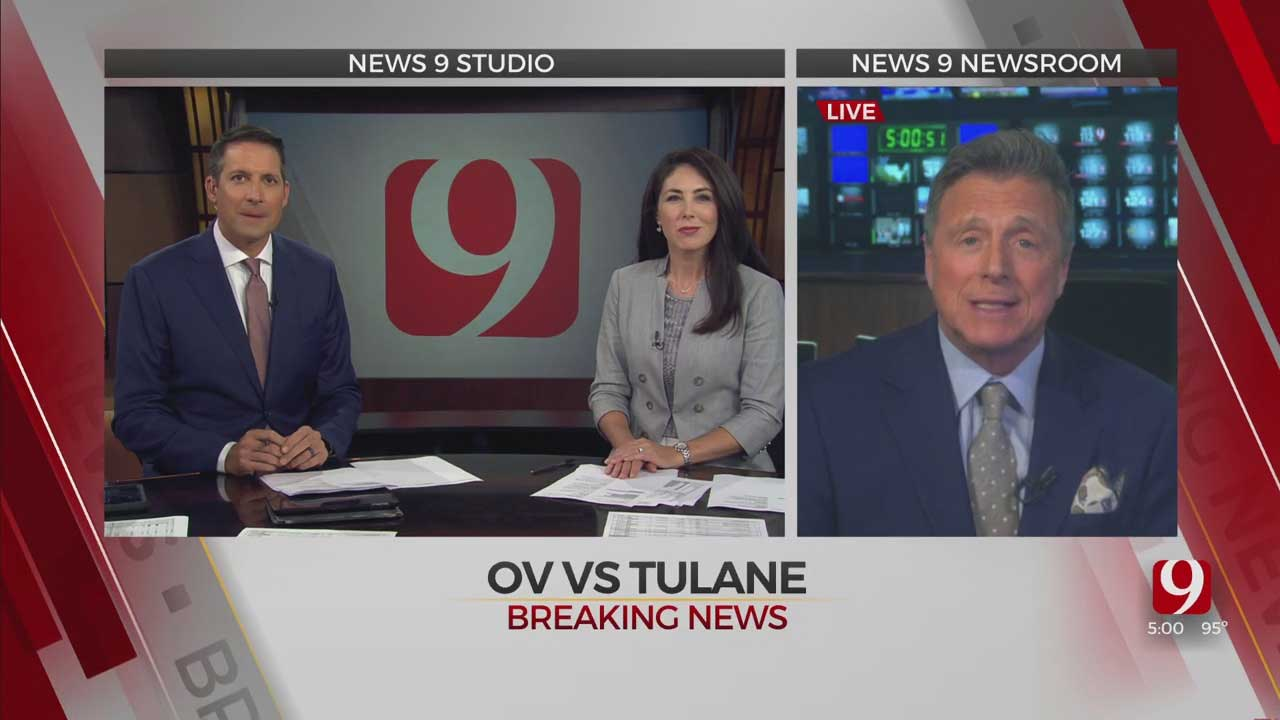 OU-Tulane Football Game Moved From New Orleans To Norman