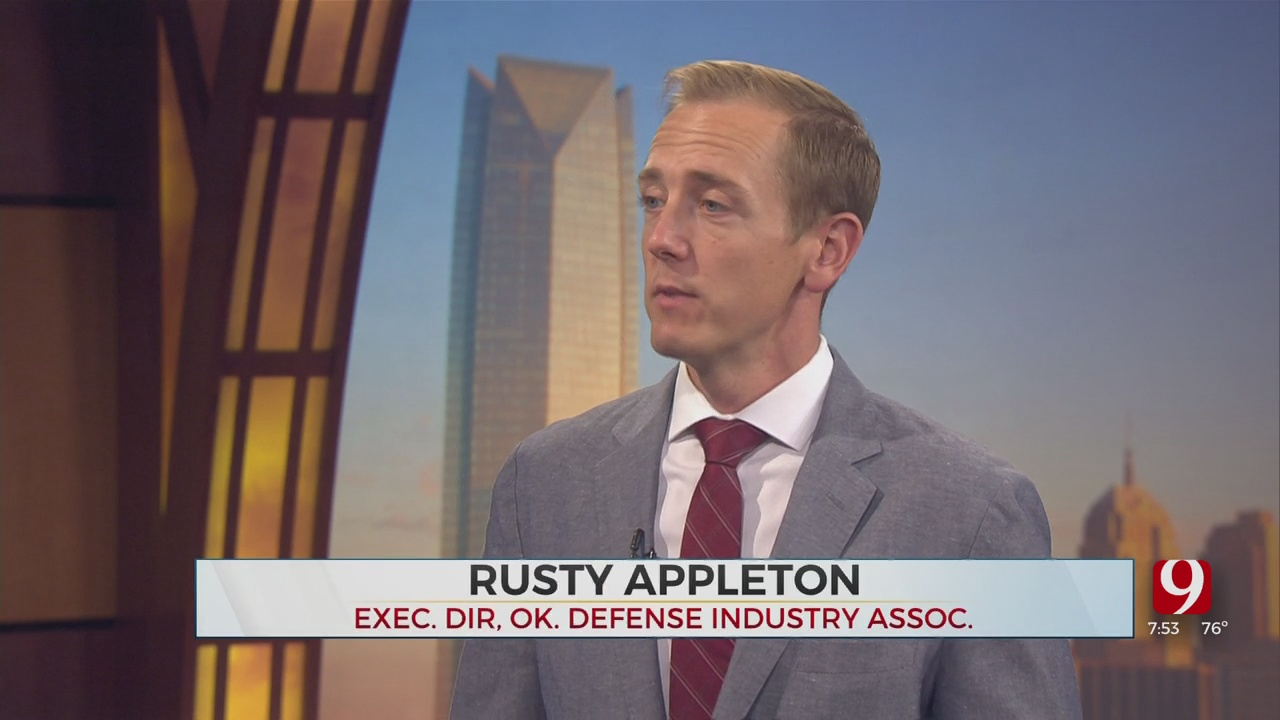 The Hot Seat: What is The 'Oklahoma Defense Industry Association'