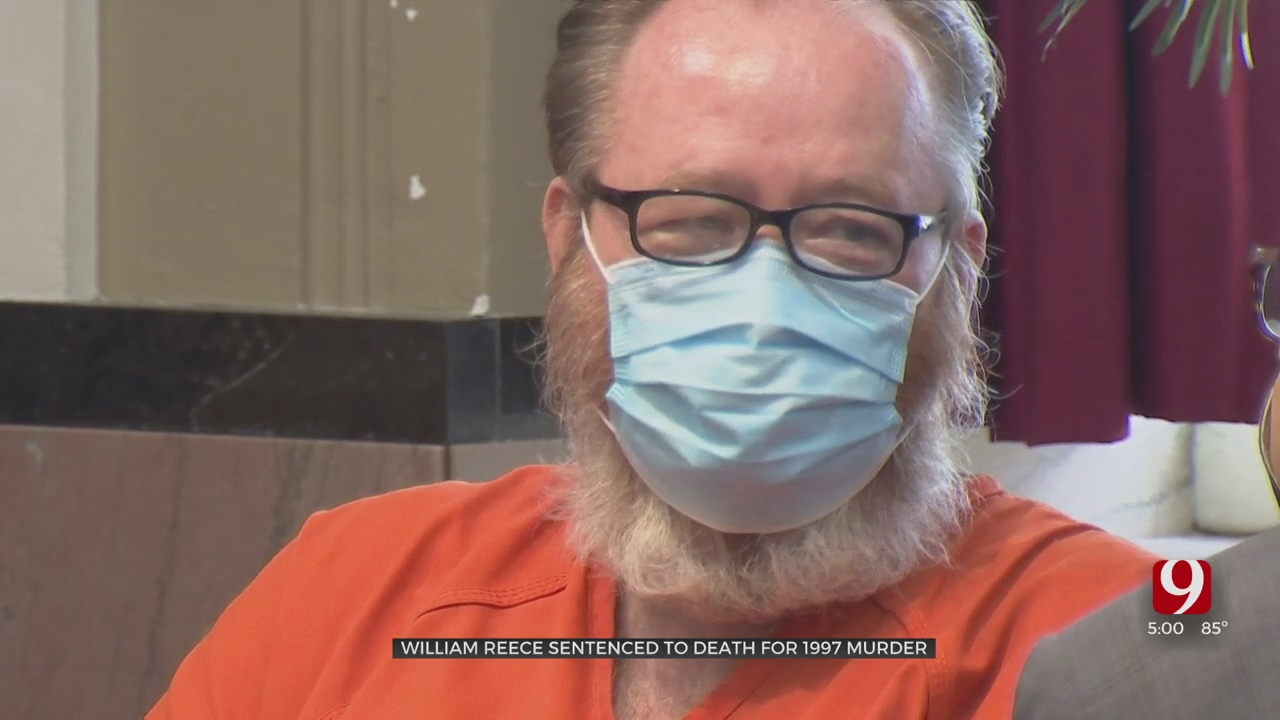 Self-Proclaimed Serial Killer William Reece Formally Sentenced To Death In Oklahoma