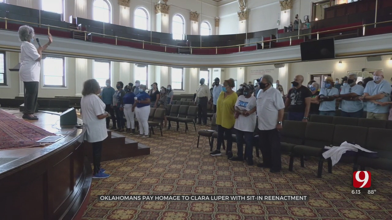 OKC Commemorates 63rd Anniversary Of Sit-In Protests With Message Of Inclusion
