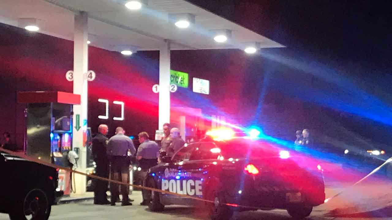 Victim Shot To Death In Parking Lot Of NW OKC 7-Eleven In Domestic Situation, Police Say