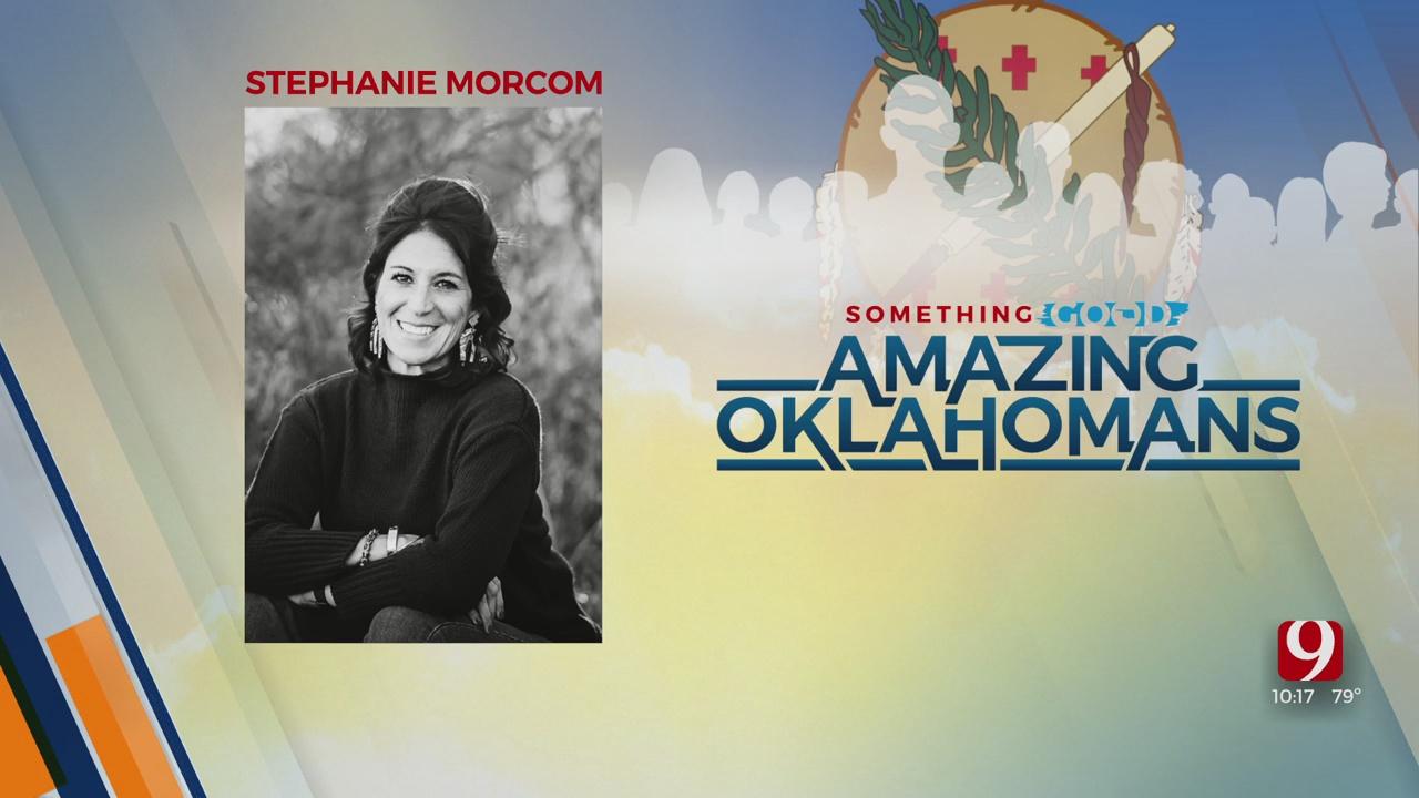 Amazing Oklahoman: Stephanie Morcom
