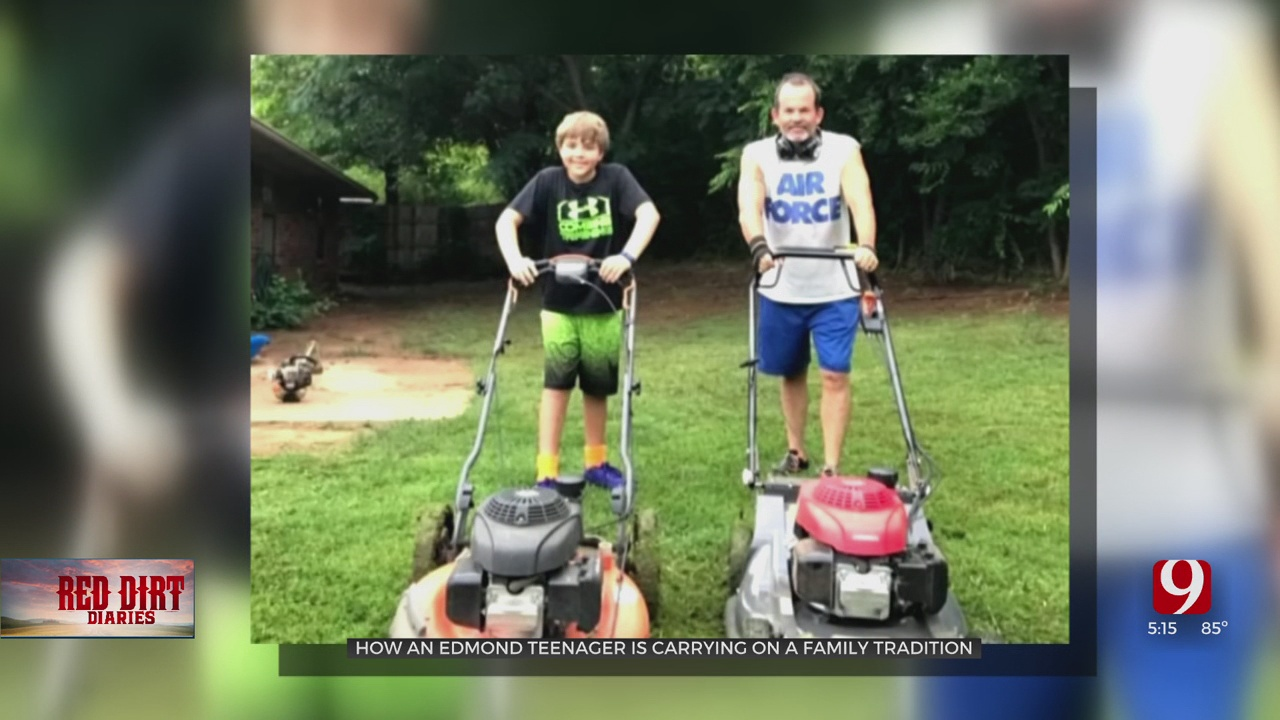 Local 13-Year-Old Carrying On Family Tradition Sooner Than Expected