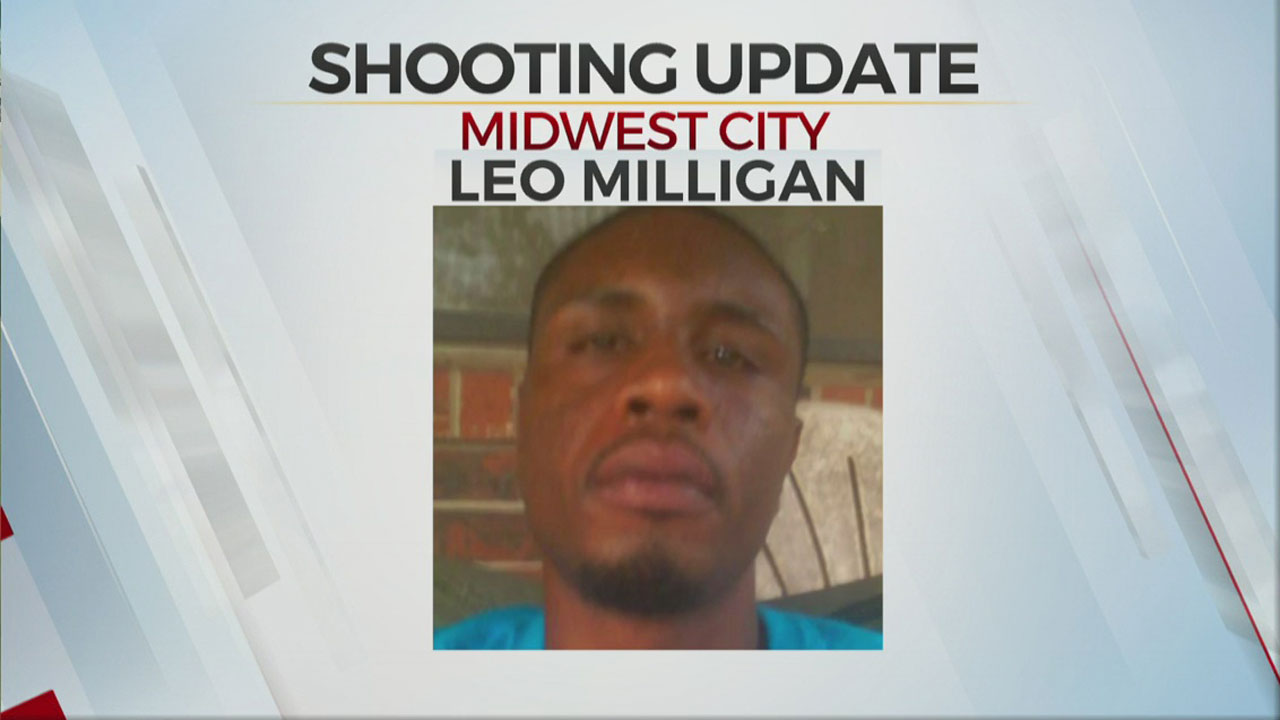MWC Police, US Marshals Offer Reward For Arrest Of Suspect In Deadly Shooting