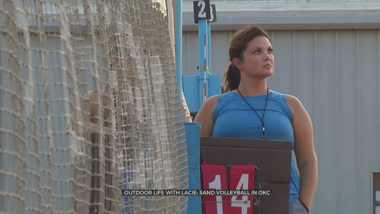 The Outdoor Life With Lacie Lowry: Sand Volleyball