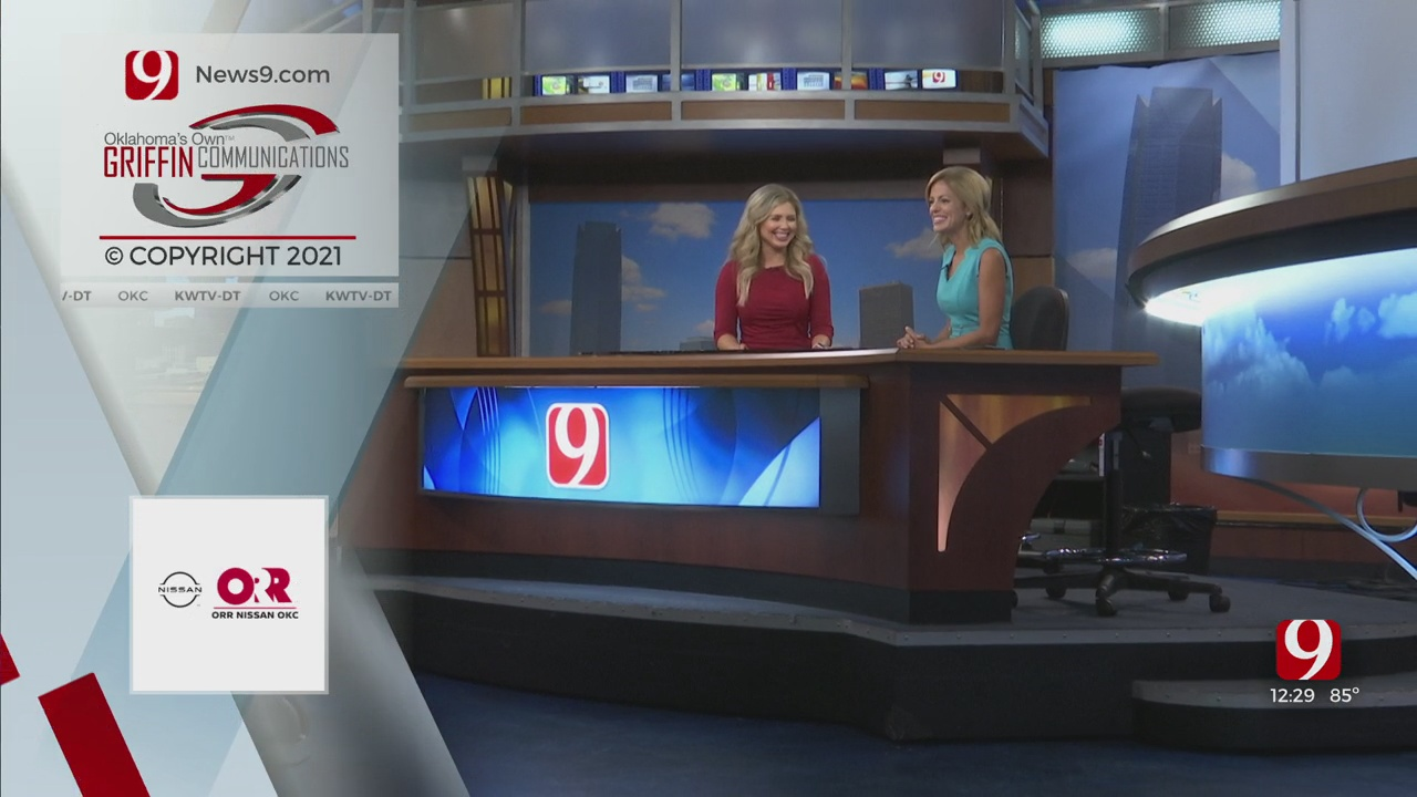News 9 Noon Newscast (Aug. 17)
