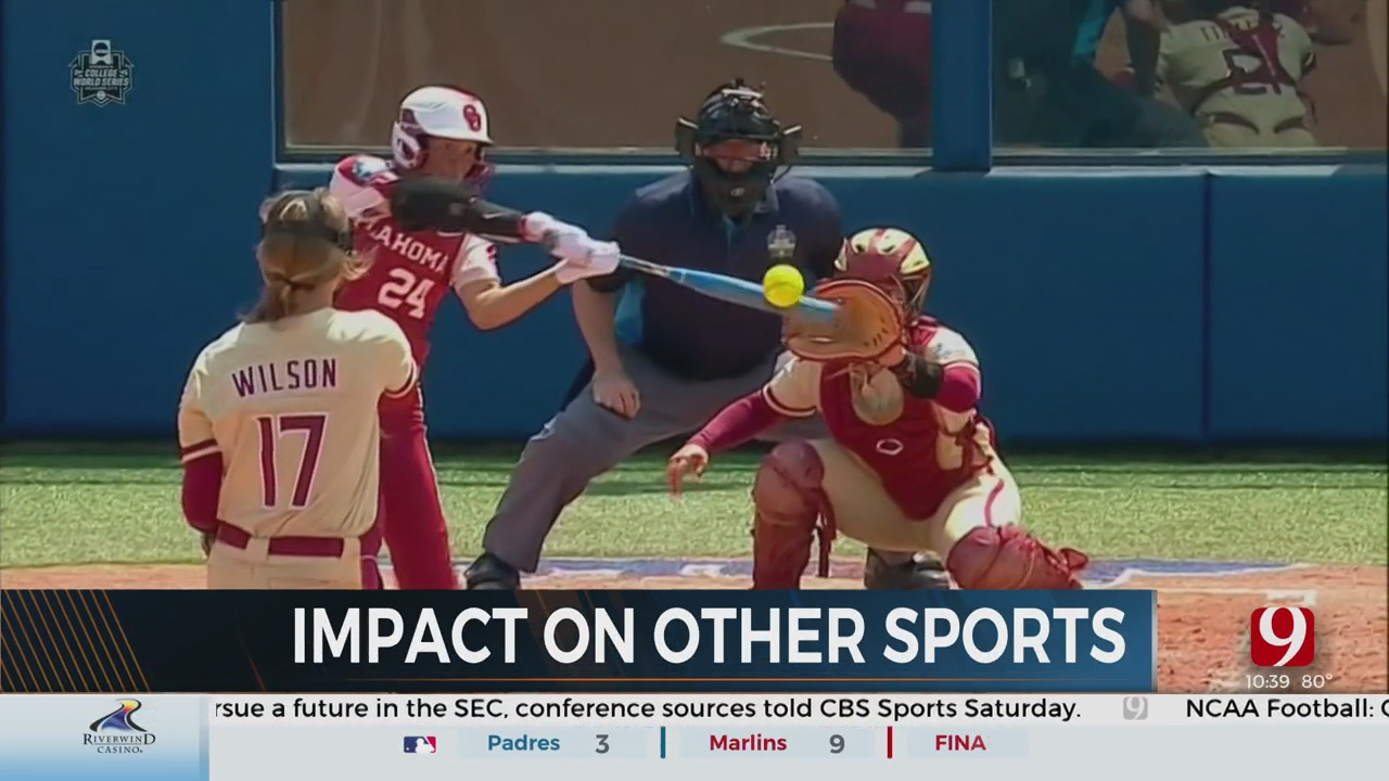Impact Of Other Sports if OU Jumps To SEC