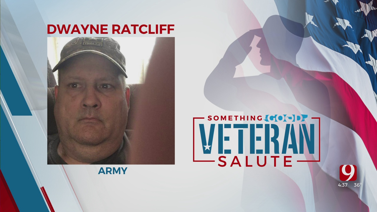 Veteran Salute: Dwayne Ratcliff