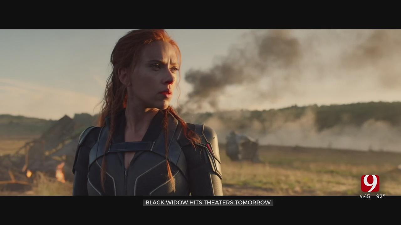 Dino's Movie Moment: Black Widow