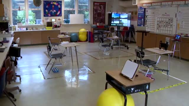 Schools In America Prepare For The 2020-2021 Academic Year Amid COVID-19 Pandemic