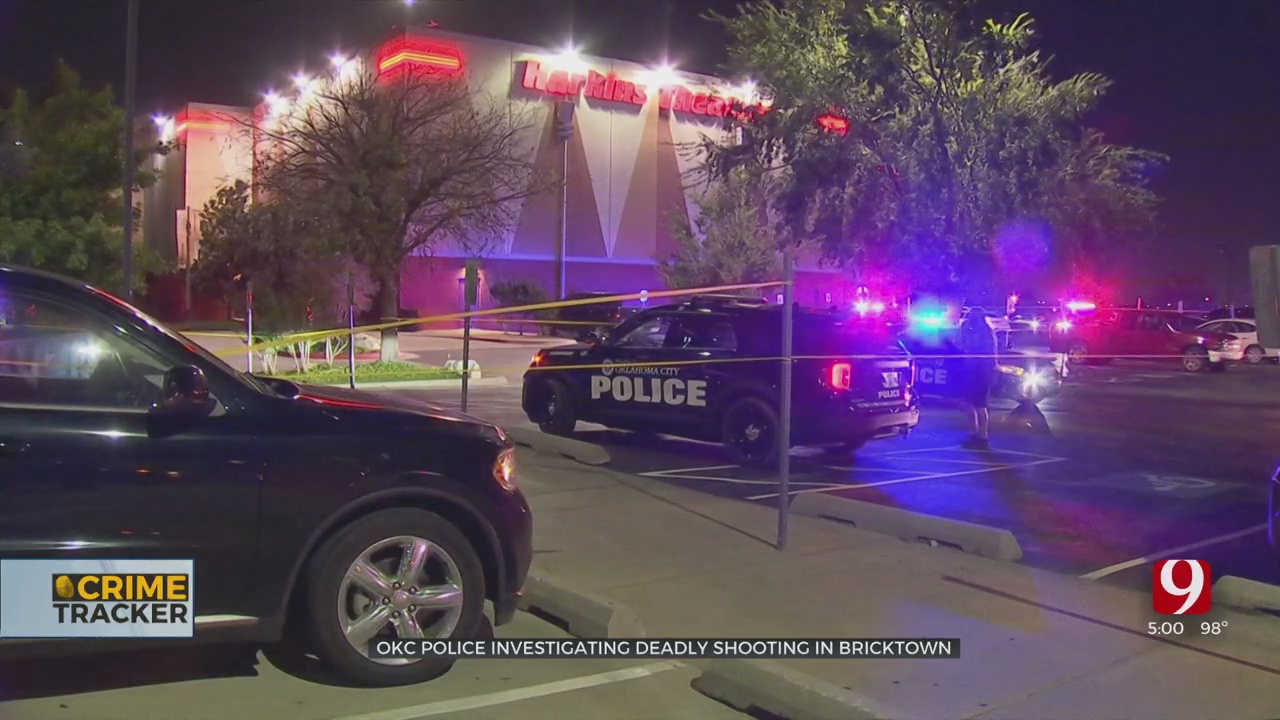 Man Shoots, Kills Would-Be Armed Robber In Self-Defense Outside Bricktown Movie Theater, Police Say