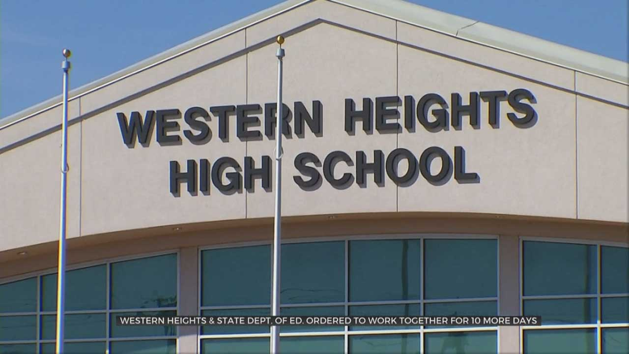 Judge Orders Western Heights Public Schools, State Education Department To Work Together