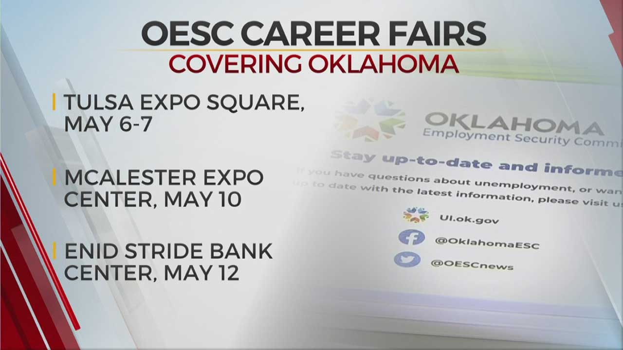 OESC To Host Multiple Career Fairs During May