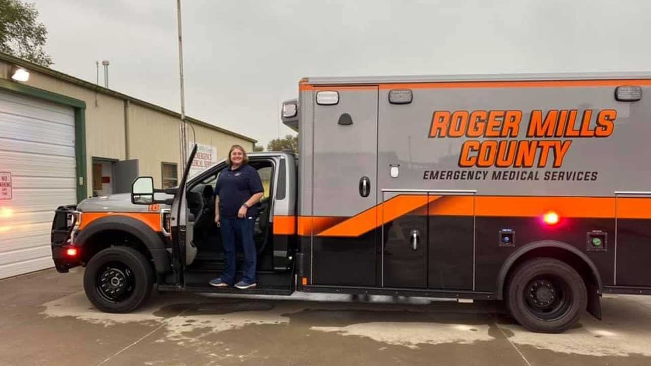Paramedic Killed In Double Homicide Honored By First Responders