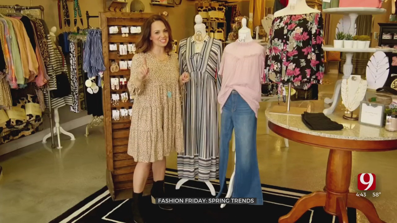 Fashion Friday: Spring Trends