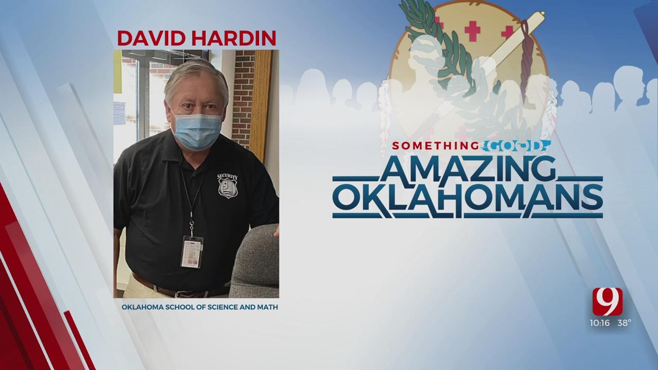 Amazing Oklahoman: David Hardin
