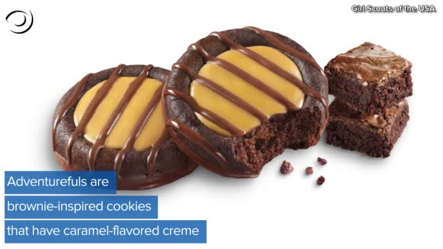 WATCH: Girl Scouts To Release New Cookie