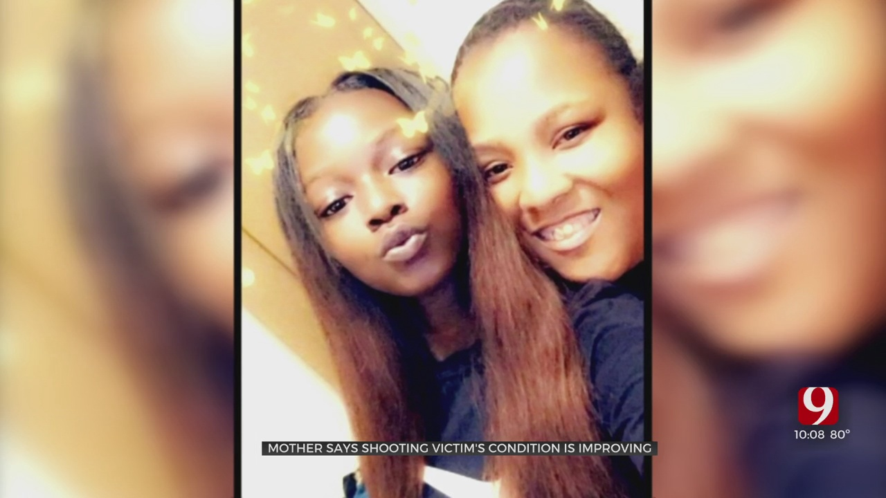 Mother Of Shooting Victim Says Daughter's Condition Is Improving