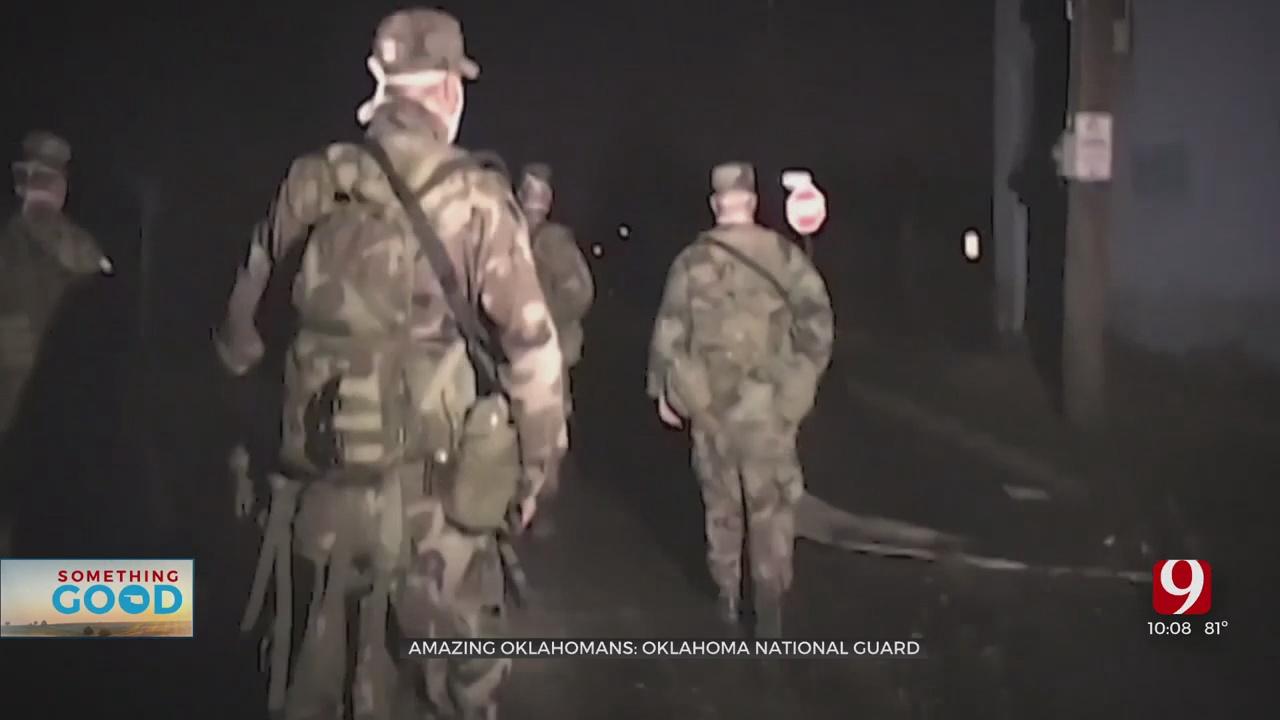 Amazing Oklahomans: Oklahoma National Guard