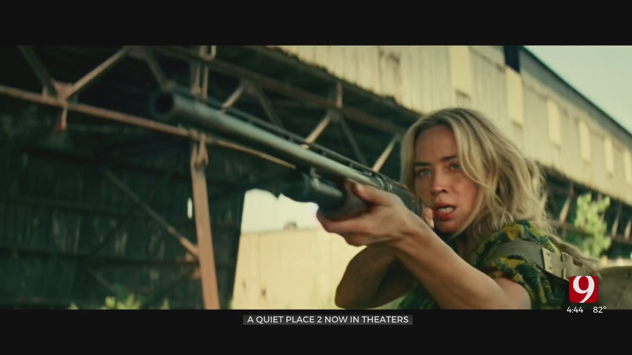 Dino's Movie Moment: A Quiet Place II