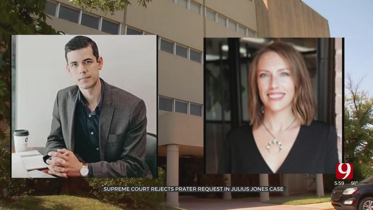 Okla. Supreme Court Rejects DA Prater's Request For Removal Of Pardon & Parole Board Members Reviewing Julius Jones' Case
