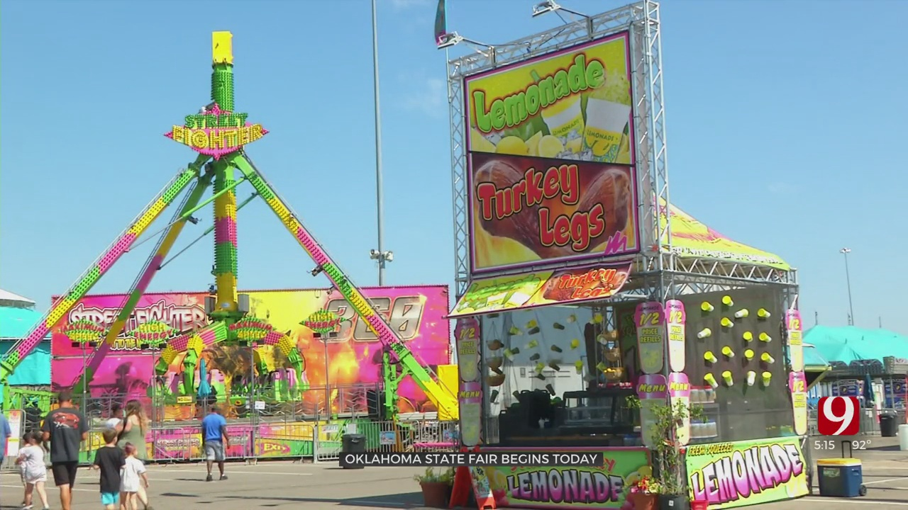 How Attendees Are Faring At The Return Of The State Fair