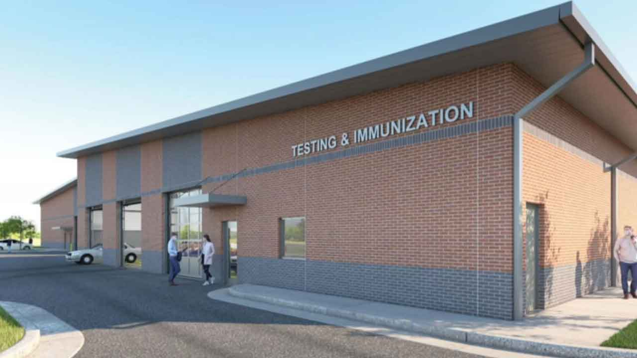 OCCHD Developing Multi-Million-Dollar Testing & Vaccination Site