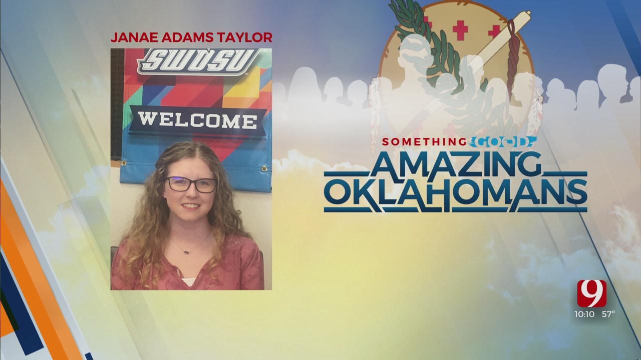 Amazing Oklahoman: Janae Adams Taylor