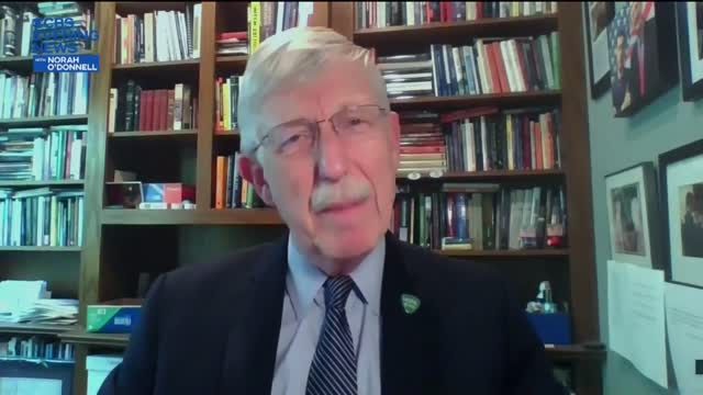 NIH Director On Speed Of Vaccine Development: 'I Have Never Seen Anything Come Together This Way'