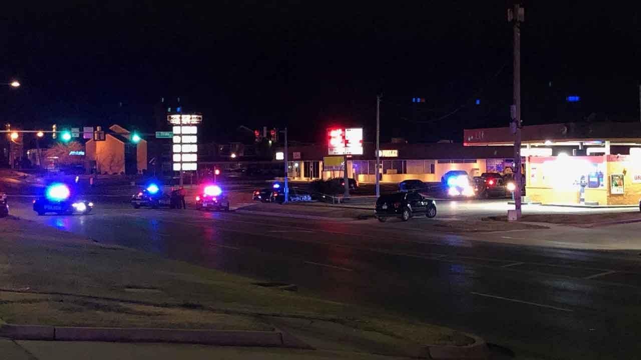 Officers Shoot, Kill Suspect In Alleged Armed Robbery In SW OKC