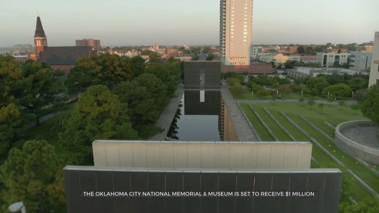 Oklahoma City National Memorial And Museum To Receive Long Awaited Federal Dollars
