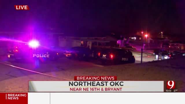 1 Dead, 1 Injured In NE OKC Double Shooting