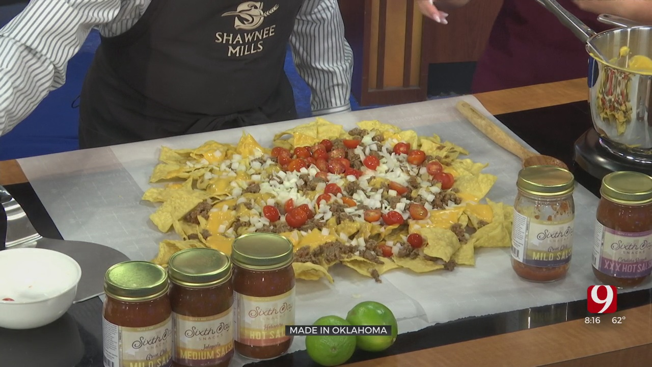 Made In Oklahoma: Beef Nachos
