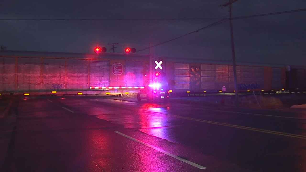 OCPD: Person Dies After Being Struck By Train In OKC