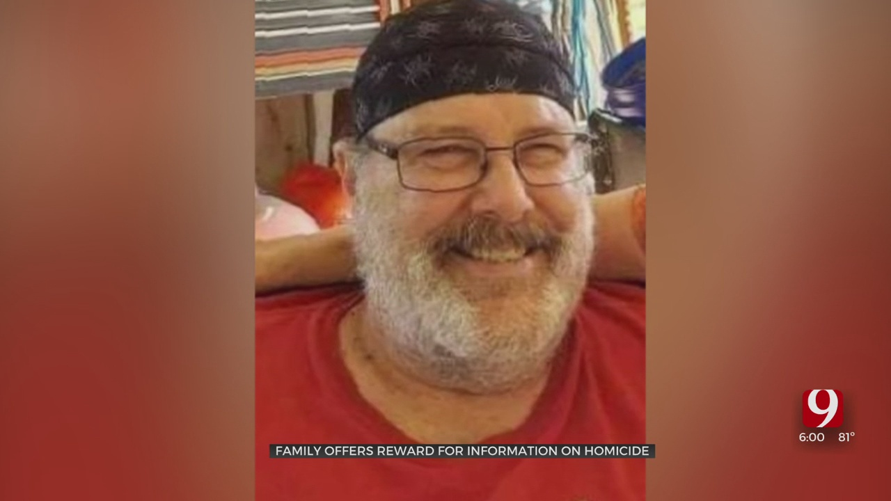 Family Offers Reward After Harrah Man Dies In A Shooting